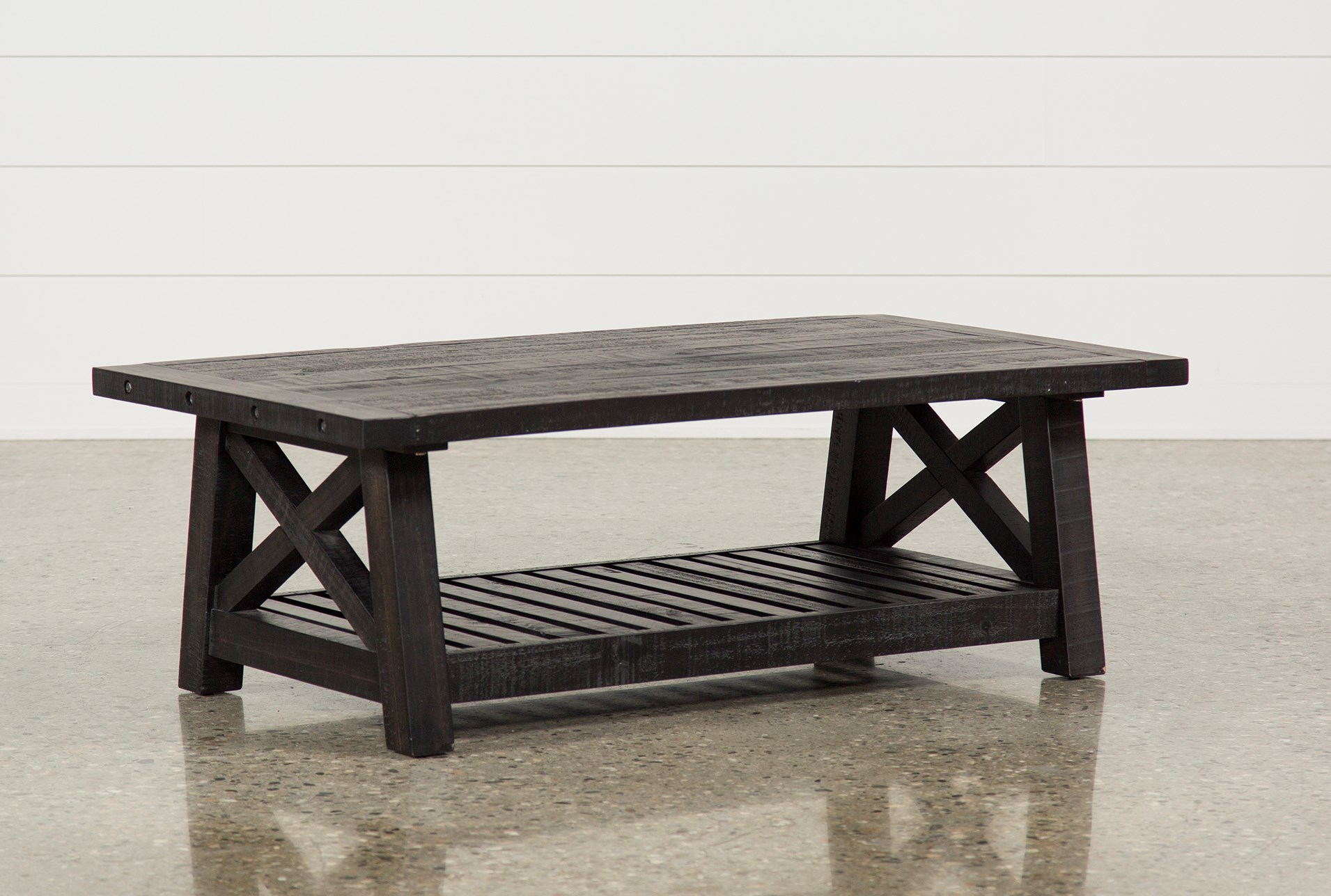 Coffee Tables To Fit Your Home Decor Living Spaces - Wheelbarrow coffee table