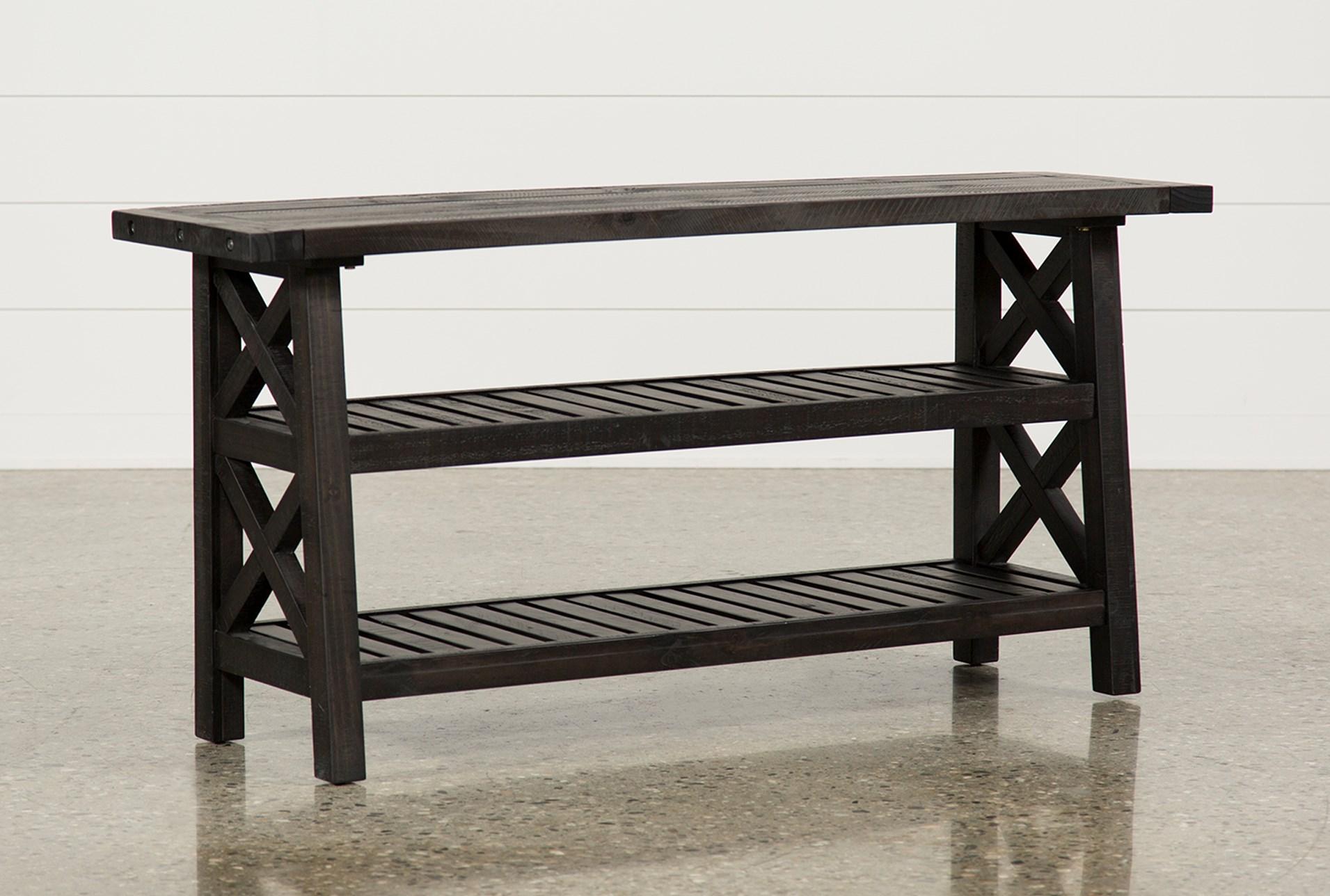 Jaxon Sofa Table | Living Spaces