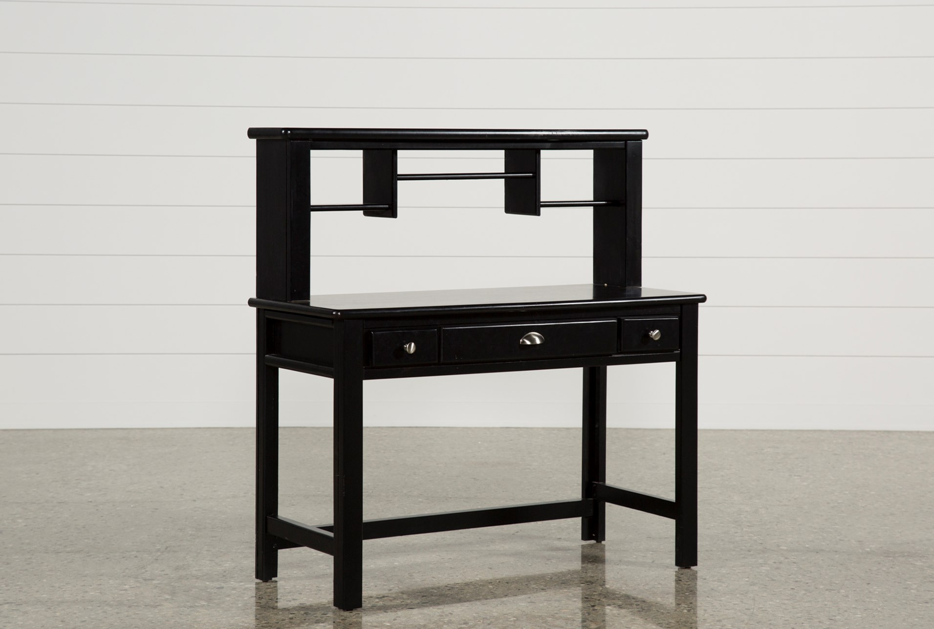 Summit Black Desk Hutch Qty 1 Has Been Successfully Added To Your Cart