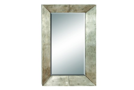 Mirror-Grey Metal 45X28