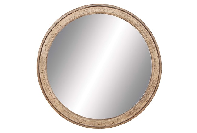 Mirror-White Wash 41X41 - 360