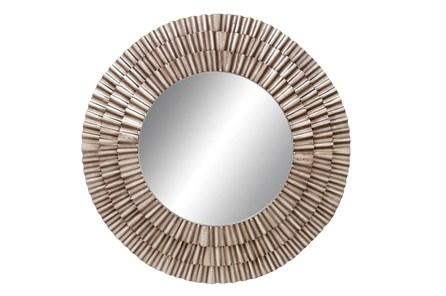Mirror-Metal Ruched 41X41 - Main