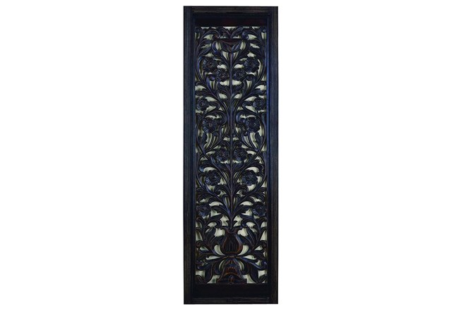 Black Wash Wall Panel - 360