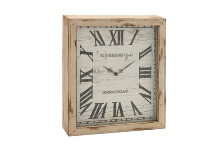 18 Inch Rutherford Clock