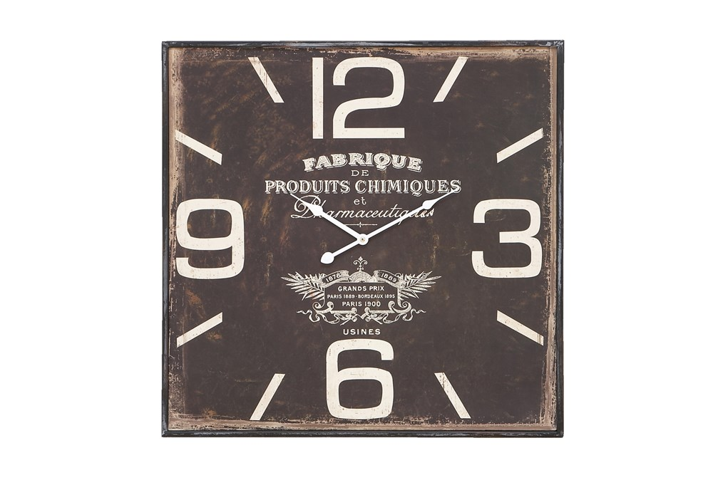 23 Inch Pharmaceuticals Wall Clock