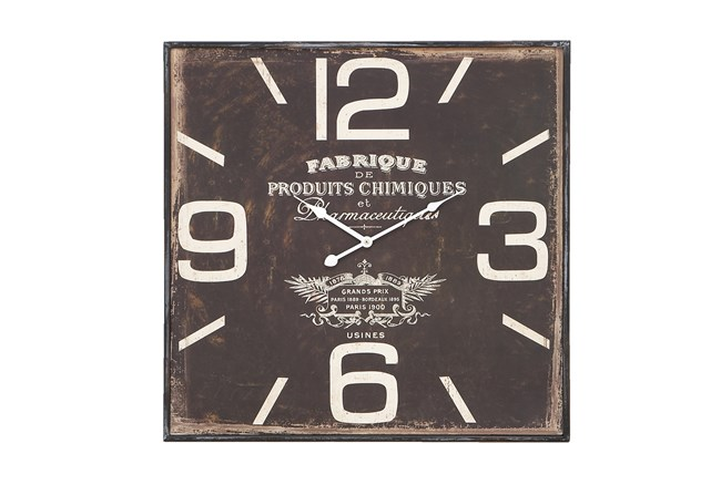 23 Inch Pharmaceuticals Wall Clock - 360
