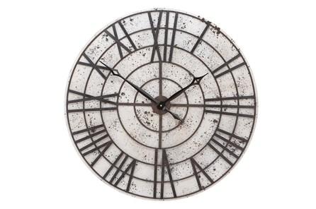 32 Inch Metal Roman Clock - Main