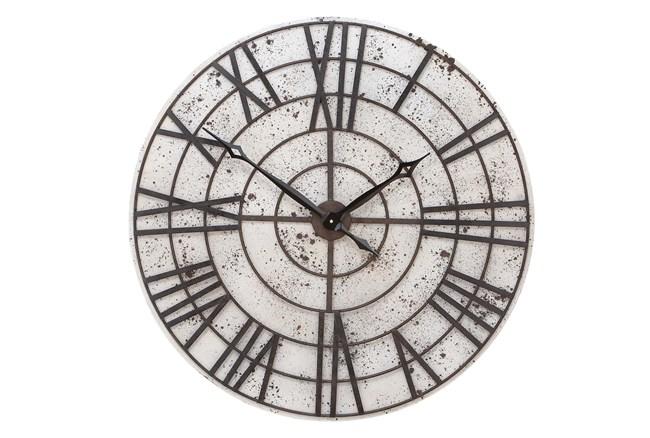 32 Inch Metal Roman Clock - 360