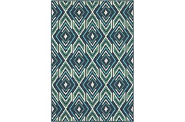 24X34 Outdoor Rug-West Bay Ikat