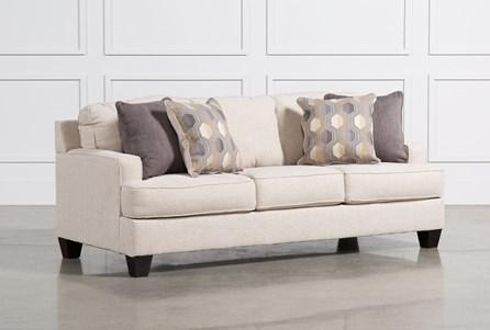 Brielyn Linen Queen Sofa Sleeper