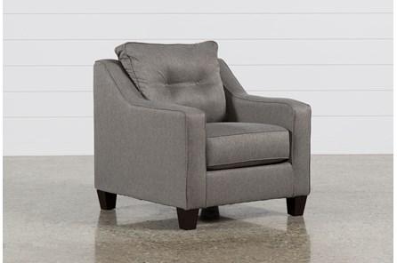Brindon Charcoal Chair - Main