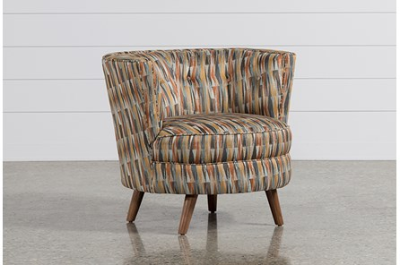 Martin Swivel Accent Chair