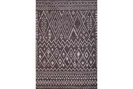 93X126 Rug-Tenzin Chocolate