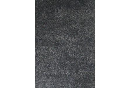 93X126 Rug-Rylee Shag Charcoal