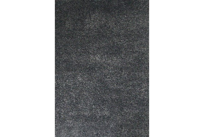 93X126 Rug-Rylee Shag Charcoal - 360