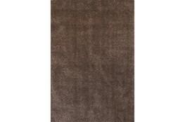 93X126 Rug-Rylee Shag Chocolate