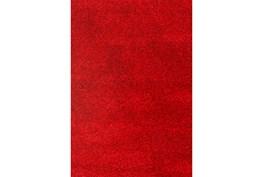 93X126 Rug-Rylee Shag Red