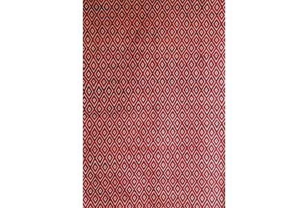 60X96 Rug-Tenley Red