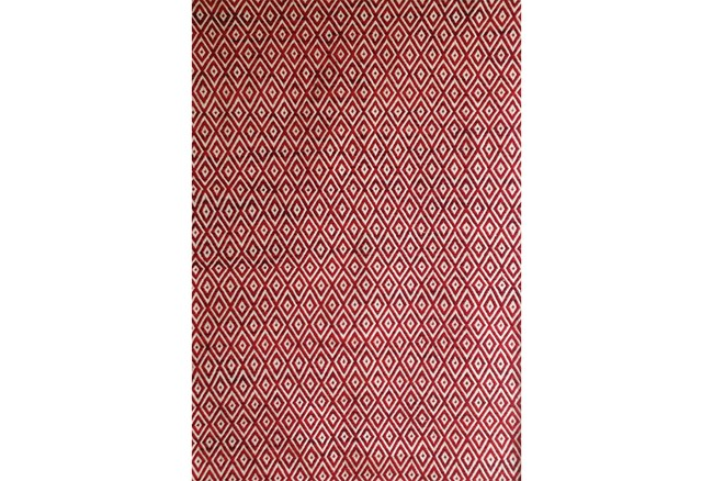 60X96 Rug-Tenley Red - 360