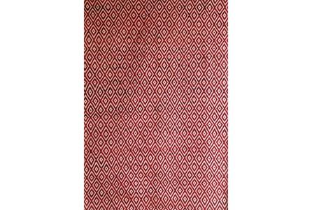 96X120 Rug-Tenley Red