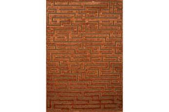 63X90 Rug-Maze Seafoam