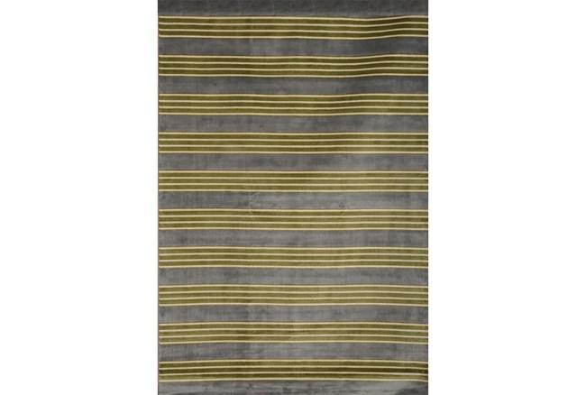 63X90 Rug-Elin Stripe Slate - 360