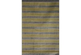 93X128 Rug-Elin Stripe Slate