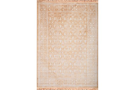 63X90 Rug-Prabal Yellow - Main
