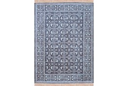 63X90 Rug-Prabal Navy