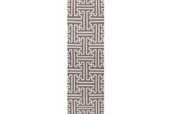 """3'5""""x5'5"""" Rug-Vich Taupe/Ivory"""