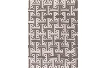 96X132 Rug-Vich Taupe/Ivory