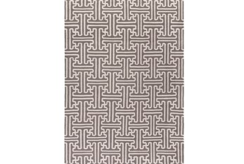 8'x11' Rug-Vich Taupe/Ivory