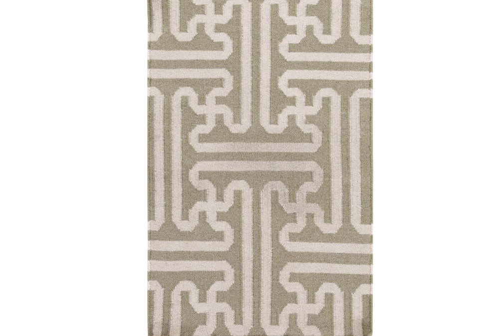 24X36 Rug-Vich Taupe/Beige