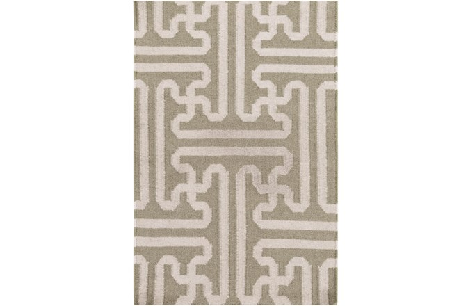 24X36 Rug-Vich Taupe/Beige - 360