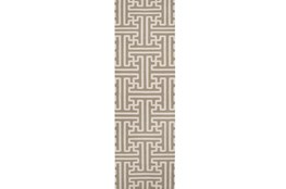 30X96 Rug-Vich Taupe/Beige