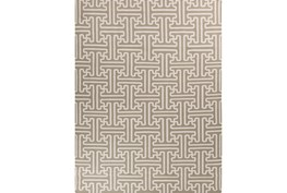 96X132 Rug-Vich Taupe/Beige