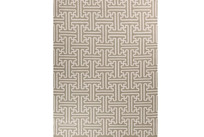 96X132 Rug-Vich Taupe/Beige - 360