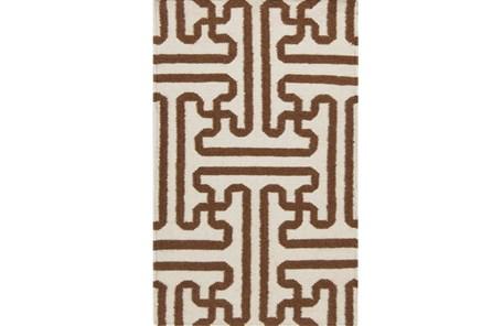 24X36 Rug-Vich Chocolate