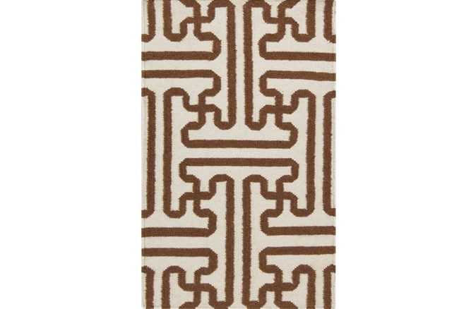 24X36 Rug-Vich Chocolate - 360
