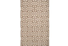 42X66 Rug-Vich Chocolate