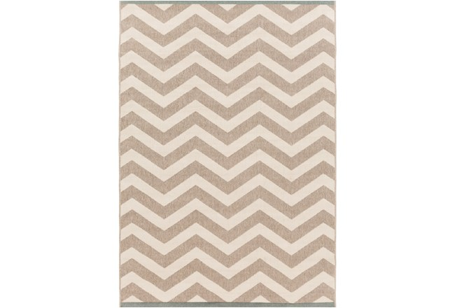 105X153 Rug-Tendu Chevron Grey - 360