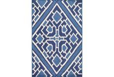 24X36 Rug-Levant Cobalt