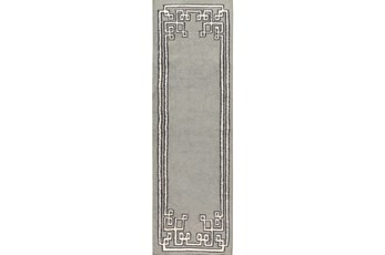 30X96 Rug-Alexander Grey