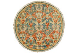 96 Inch Round Rug-Andreas Antique