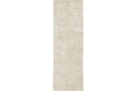 30X96 Rug-Komondor Ivory