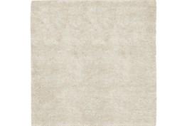 96X96 Square Rug-Komondor Ivory