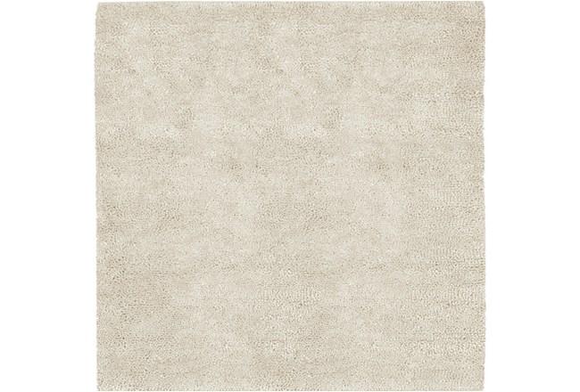 96X96 Square Rug-Komondor Ivory - 360
