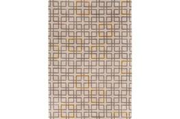 96X132 Rug-Platz Grey/Gold