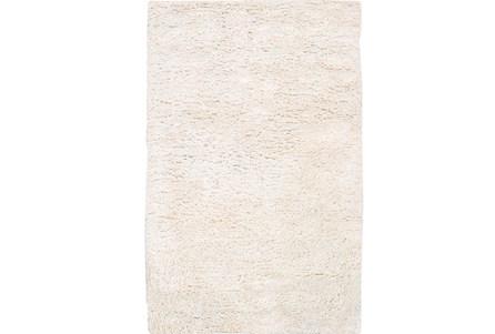 48X120 Rug-Bichon Ivory