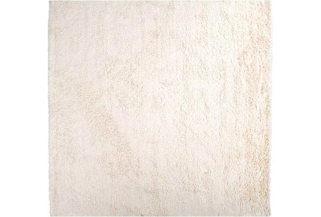 96X96 Square Rug-Bichon Ivory - 360